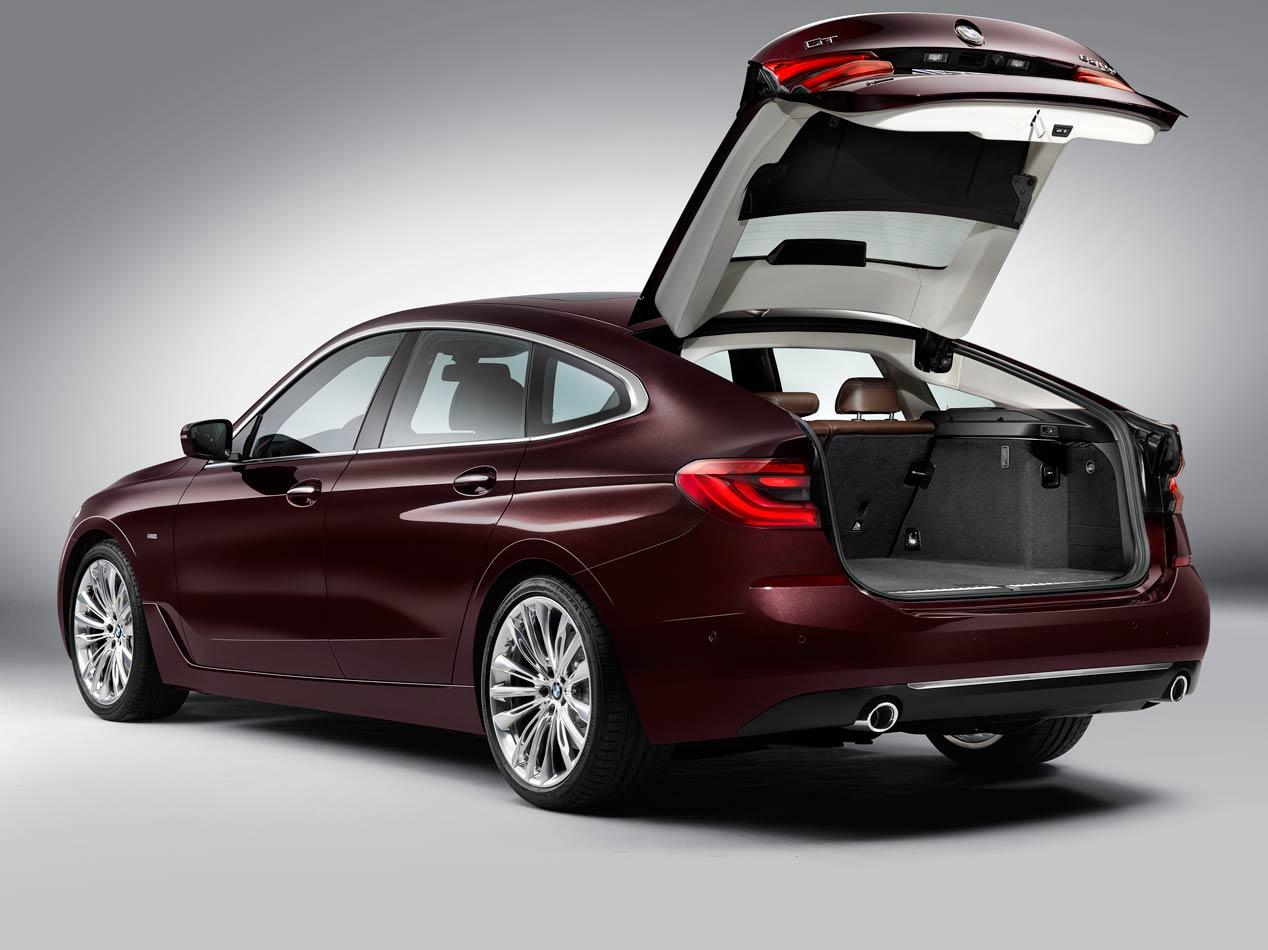 Todos los precios del BMW Serie 6 Gran Turismo