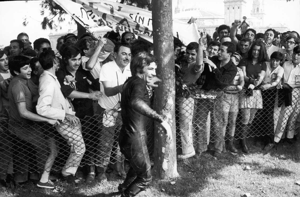 Ángel Nieto: sus fotos más espectaculares