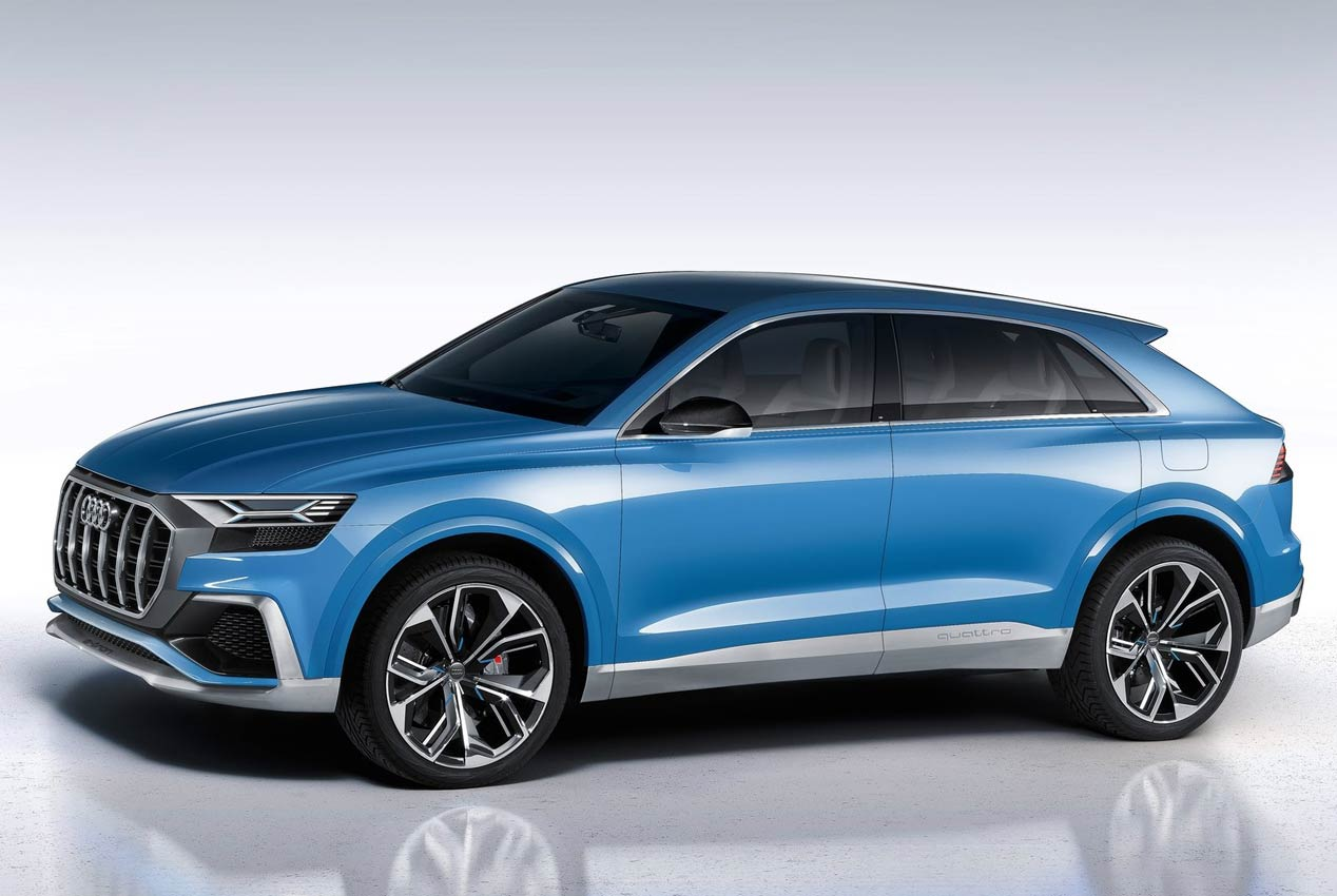 El Audi RS Q8, ¿más cerca de hacerse realidad?