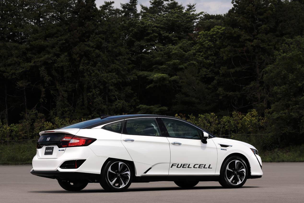 Honda y sus planes de futuro: eléctrico, híbrido y pila de combustible