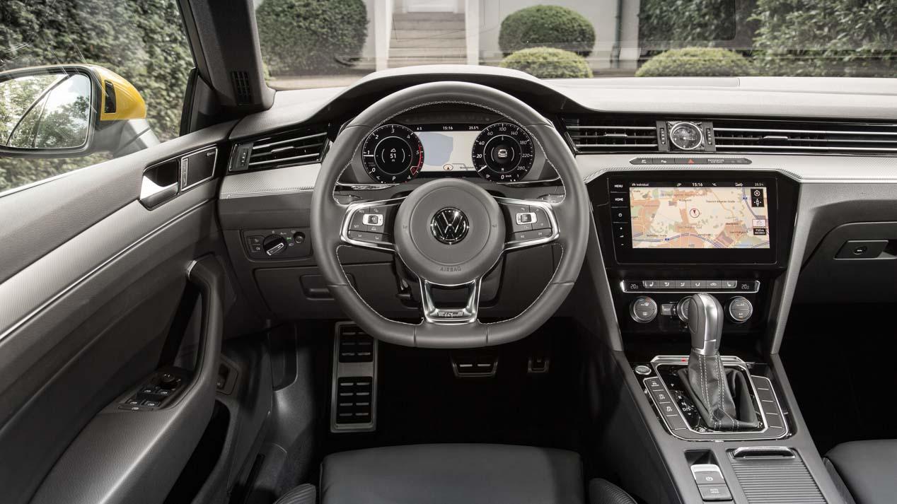 Volkswagen Arteon Shooting Brake, nueva carrocería más práctica y exclusiva