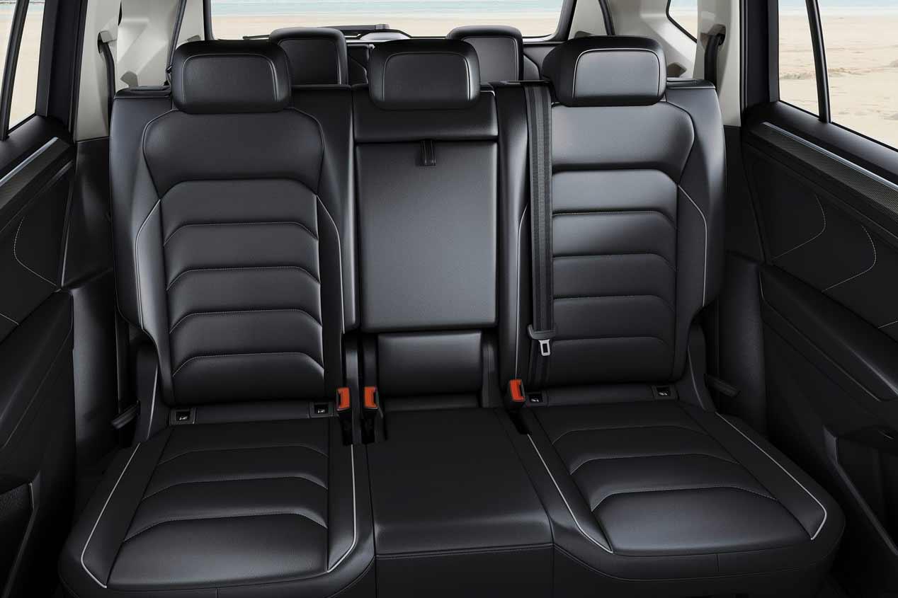Volkswagen Tiguan Allspace: las mejores fotos del nuevo SUV