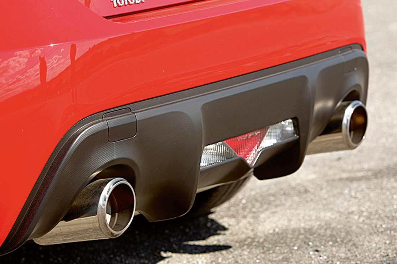Toyota GT86 de segunda mano, en fotos