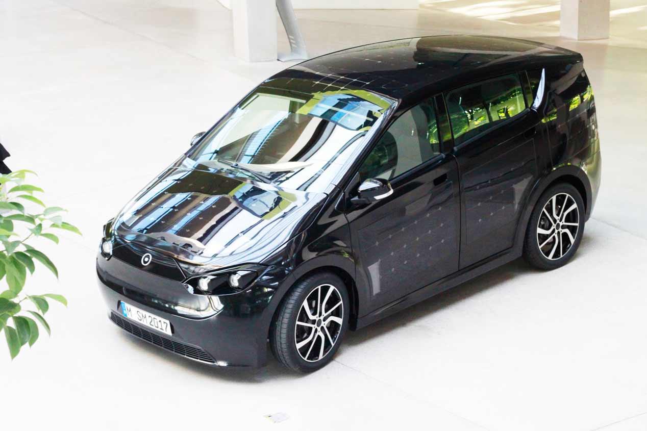 Sono Sion: las fotos de un coche solar de lo más original