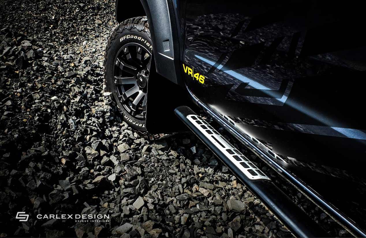 Valentino Rossi ya tiene nuevo coche