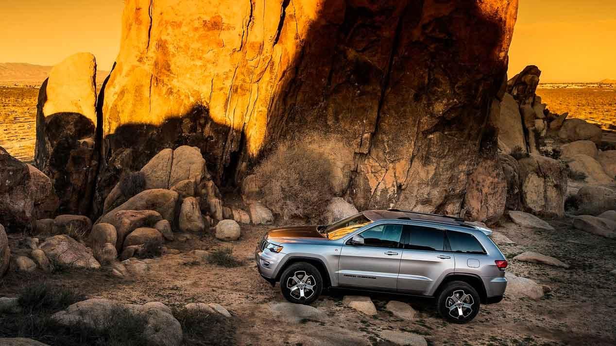 Jeep Grand Cherokee Trackhawk, el SUV más bestia ya tiene precio