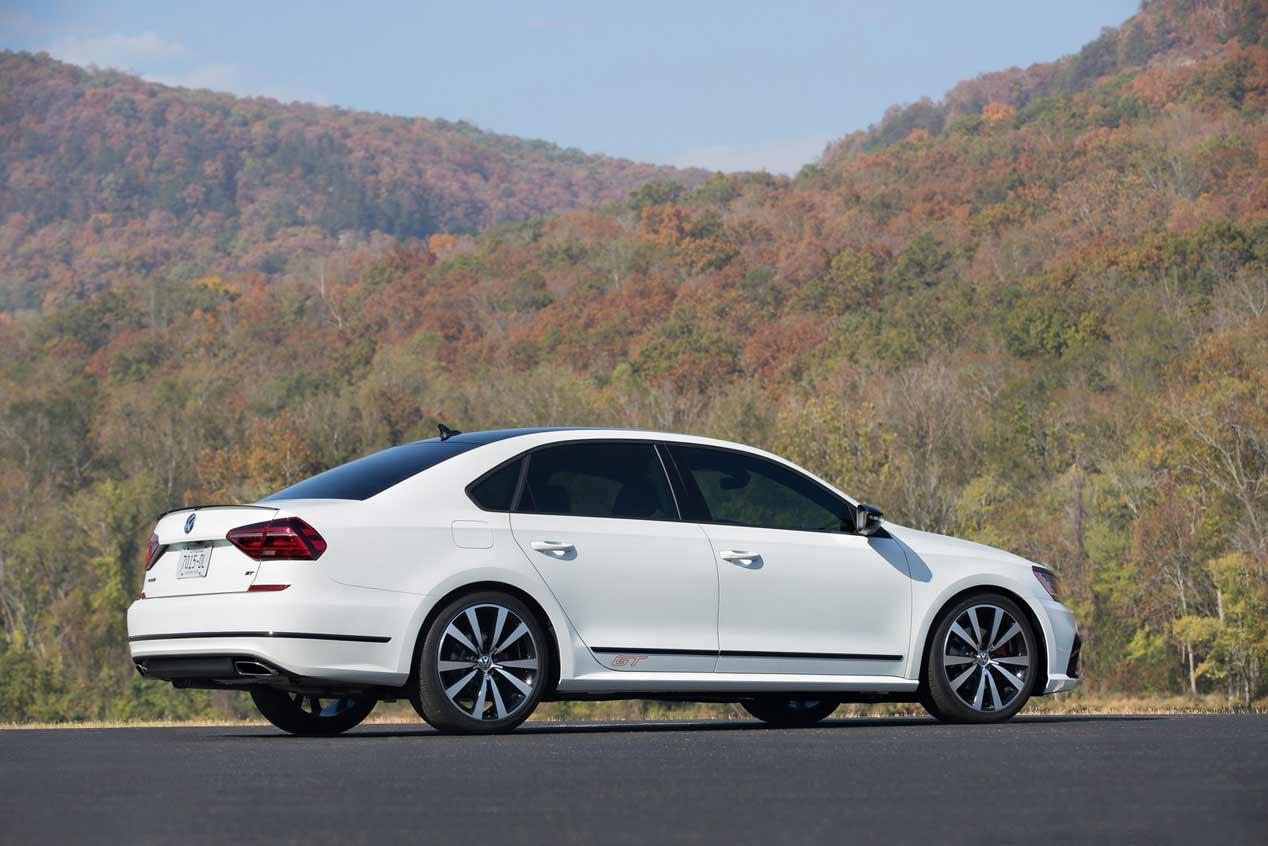 Volkswagen Passat GT 2018 vuelve a Los Ángeles