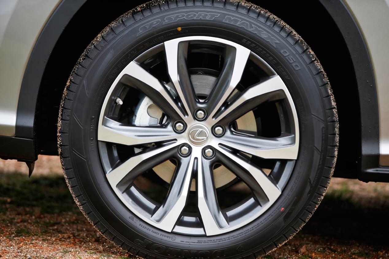 Las mejores fotos del Lexus RX 450h
