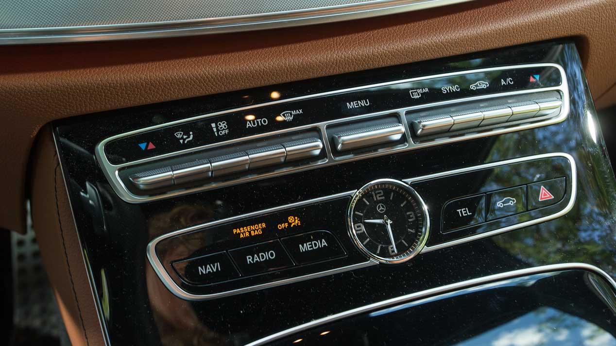 Mercedes E Coupé 220 D, elegante, lujoso y sofisticado