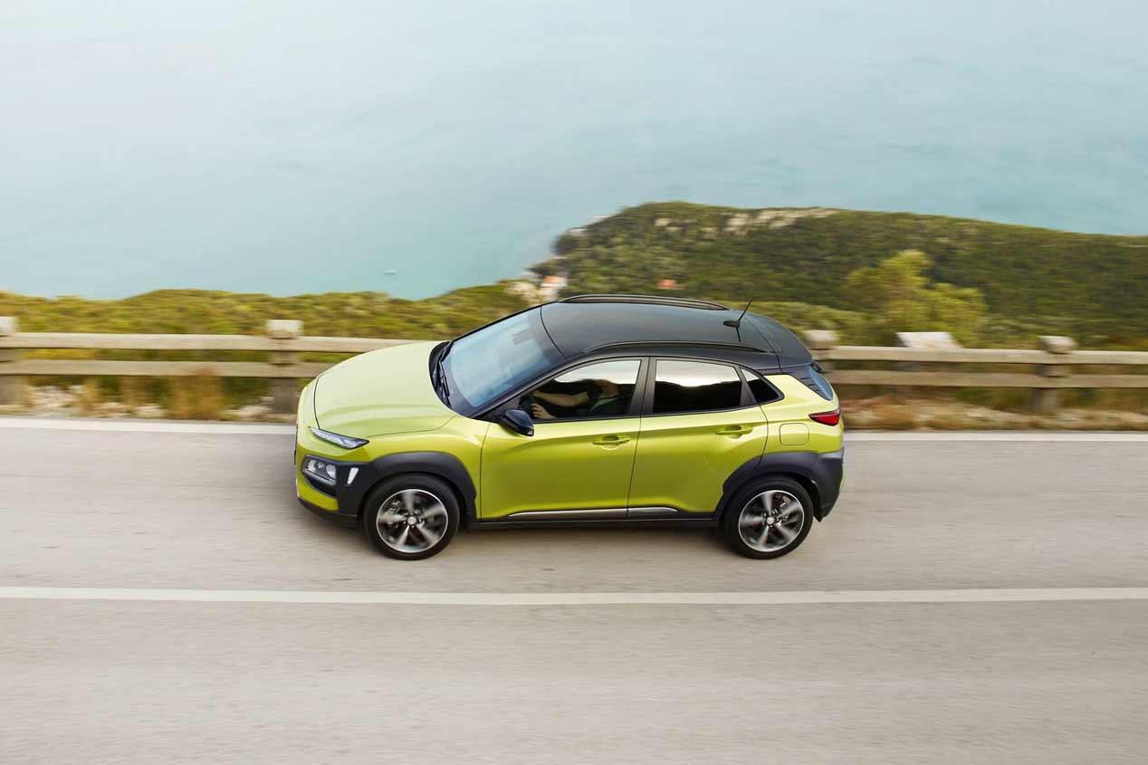 Hyundia Kona, el nuevo SUV es más seguro