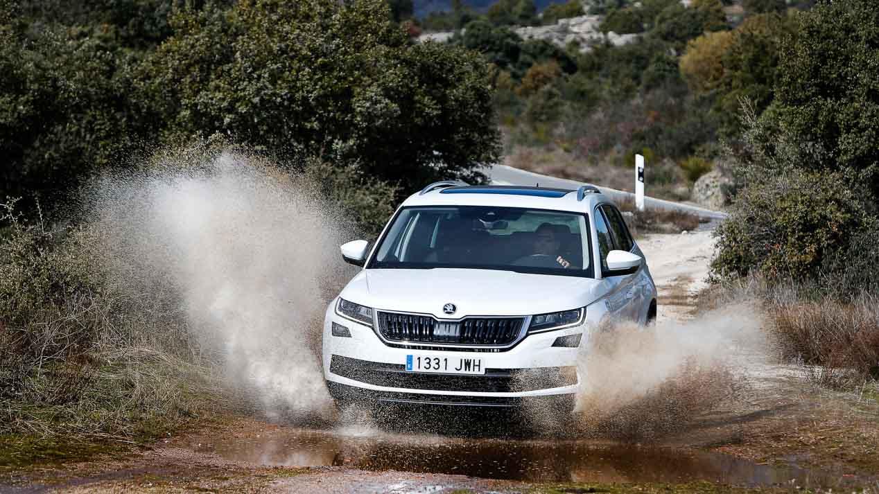 Peugeot 3008 y Skoda Kodiaq, los SUV más bonitos de 2017