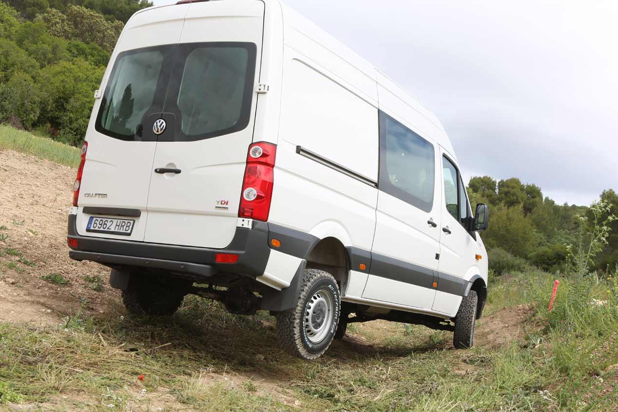 ¿Cuál es la mejor opción de tracción para una furgoneta?