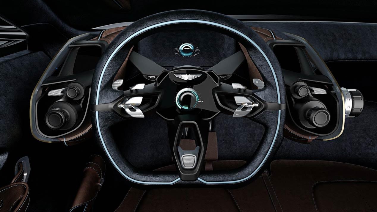 El Aston Martin DBX, cada vez más cerca