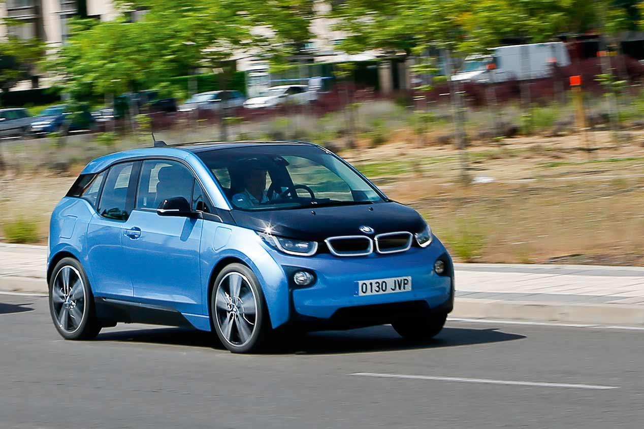 Probamos el BMW i3 94Ah REX eléctrico