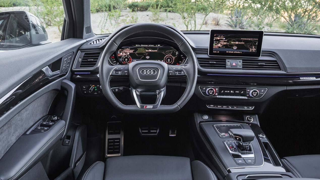 Audi Q3 2018, nuevas imágenes del SUV