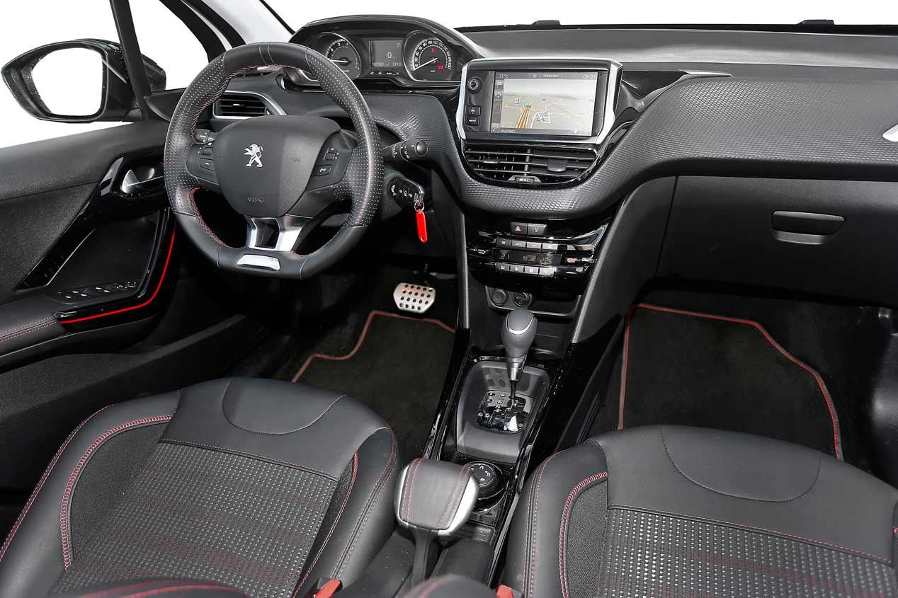 A prueba el Peugeot 2008 BlueHDI y el Renault Captur dCi