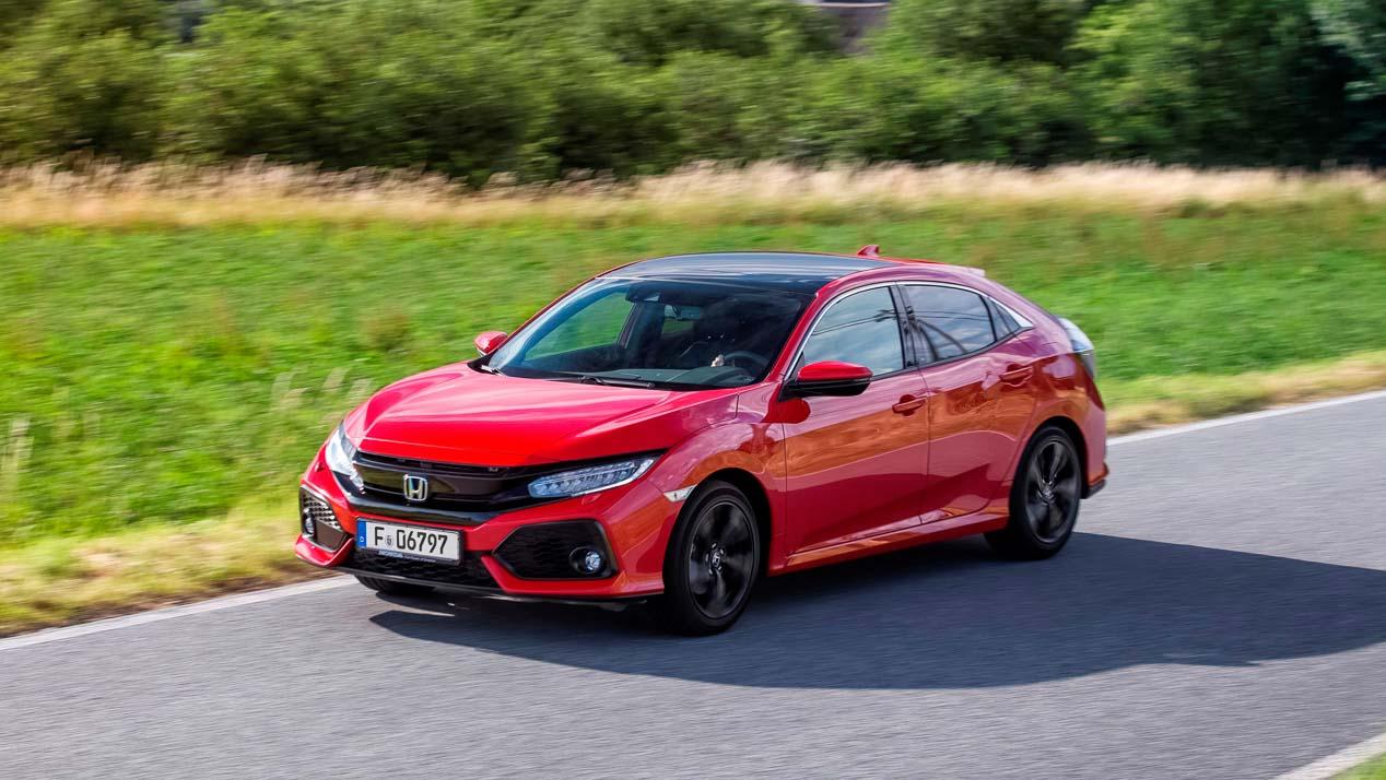 Honda Civic: nueva versión Diesel para 2018