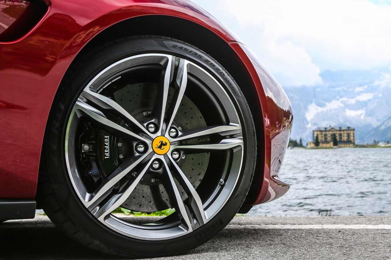El Ferrari SUV, ¿antes de 2022?
