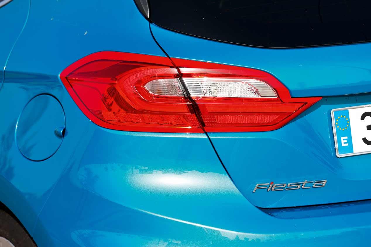 A prueba el Ford Fiesta EcoBoost de 125 CV