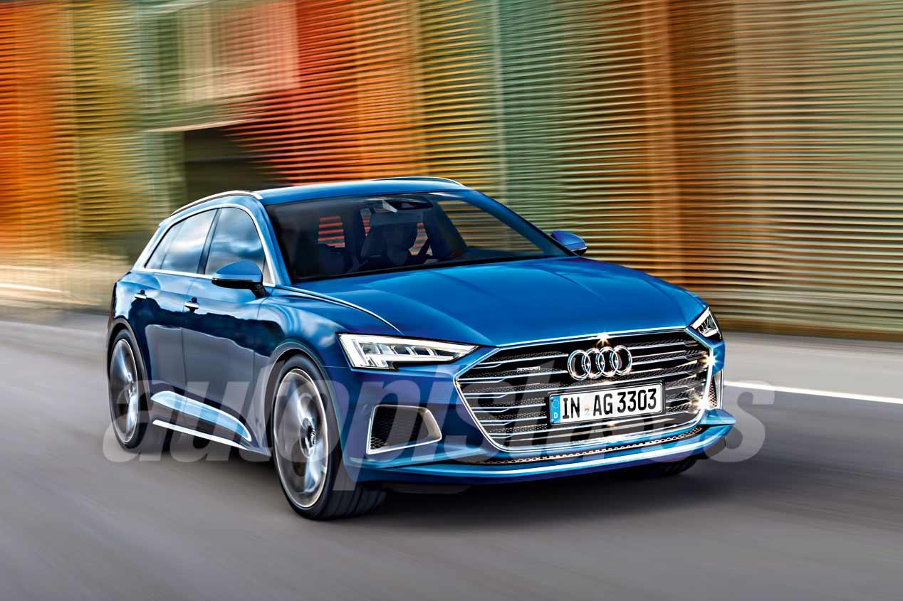 Audi A3: nueva generación en 2018