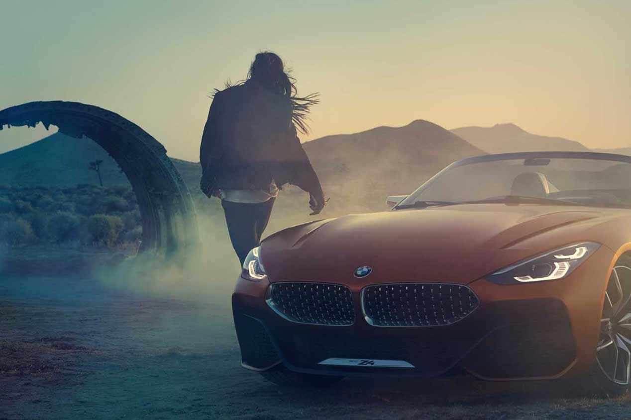 BMW Z4 Concept, el aperitivo del definitivo Z4