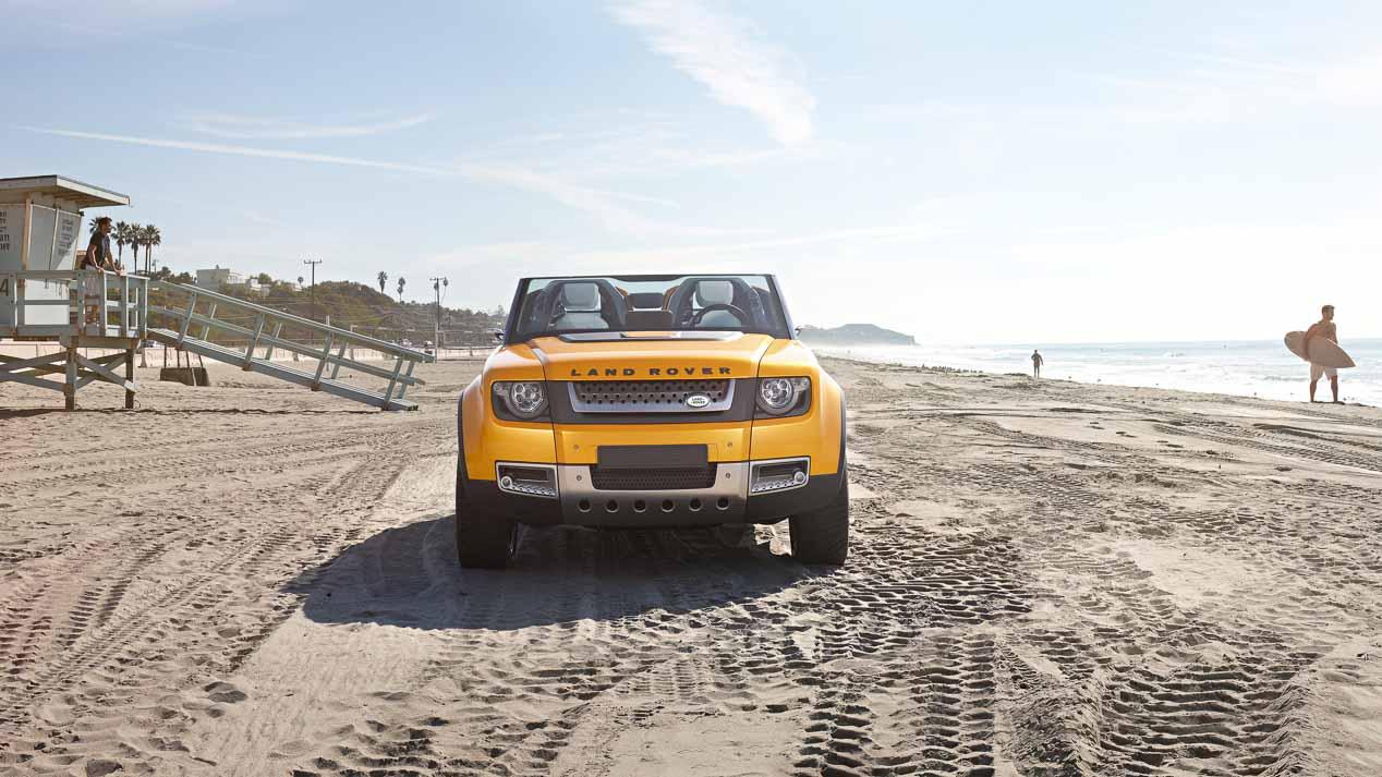 Land Rover Discovery 2019, casi a punto la nueva generación