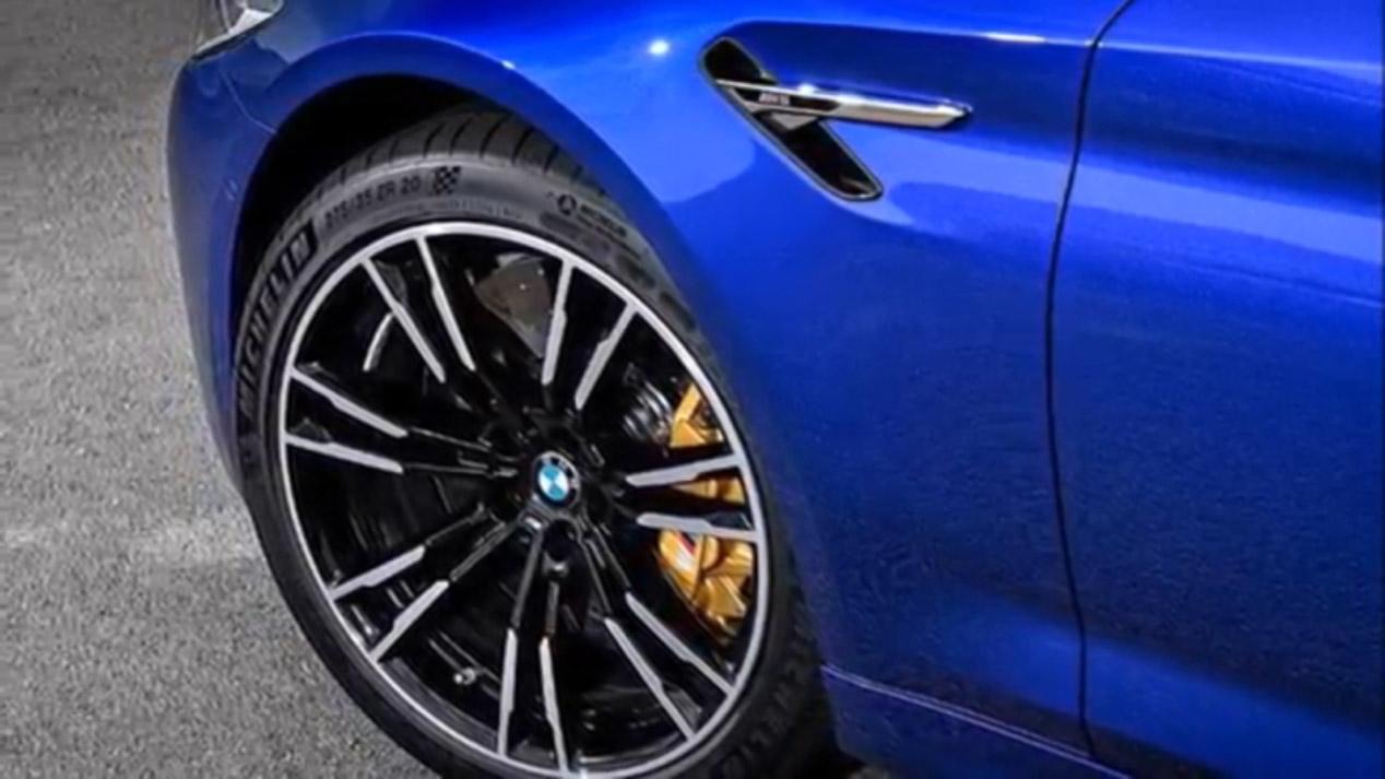 Primeras imágenes del futuro BMW M5 2018... la berlina más bestial.
