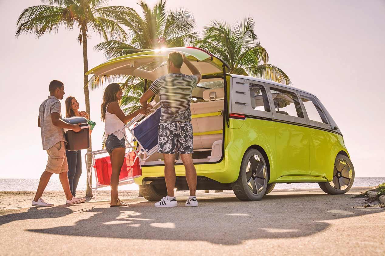 Volkswagen I.D. Buzz, el Bulli del Siglo XXI confirmado