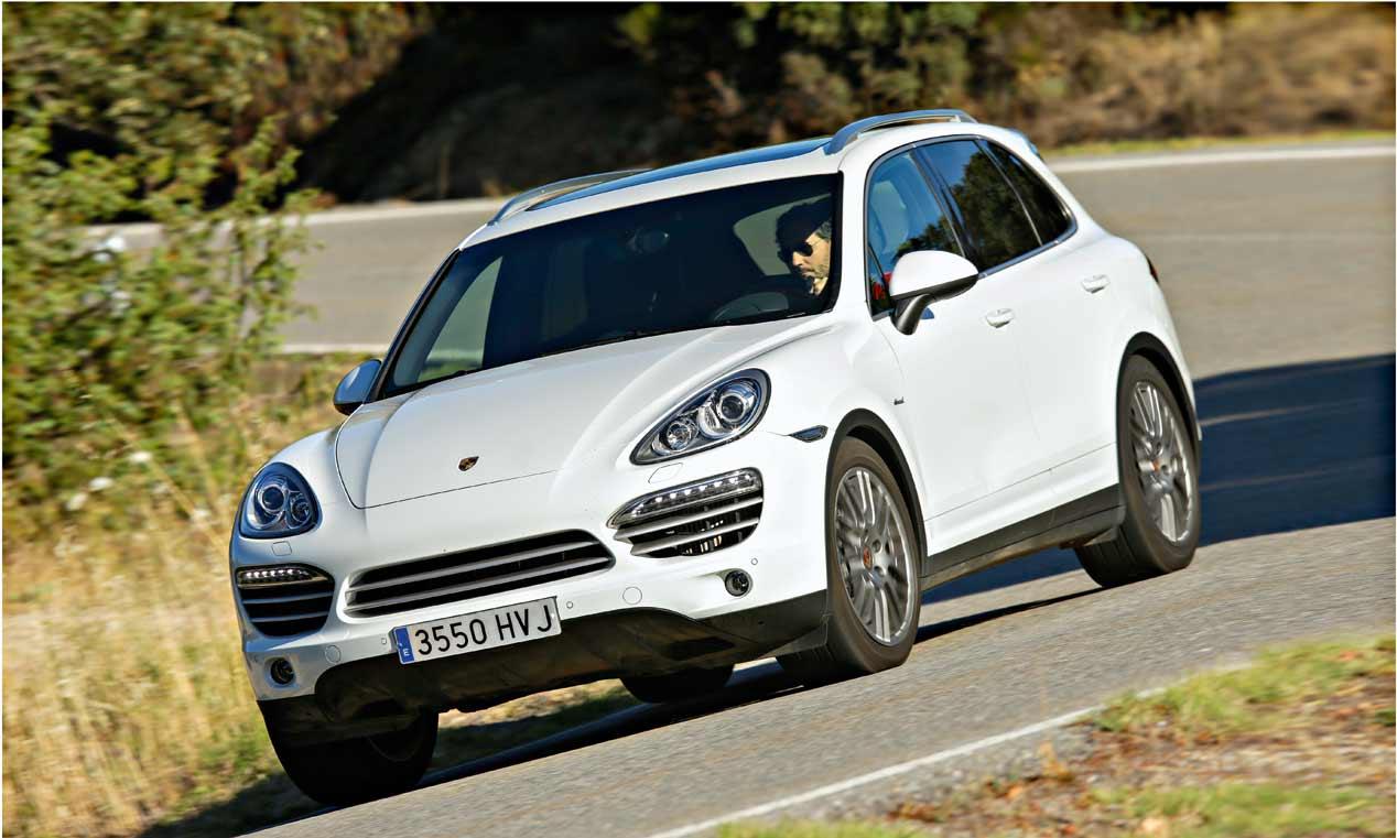 Suiza prohíbe vender Porsche Cayenne Diesel nuevos
