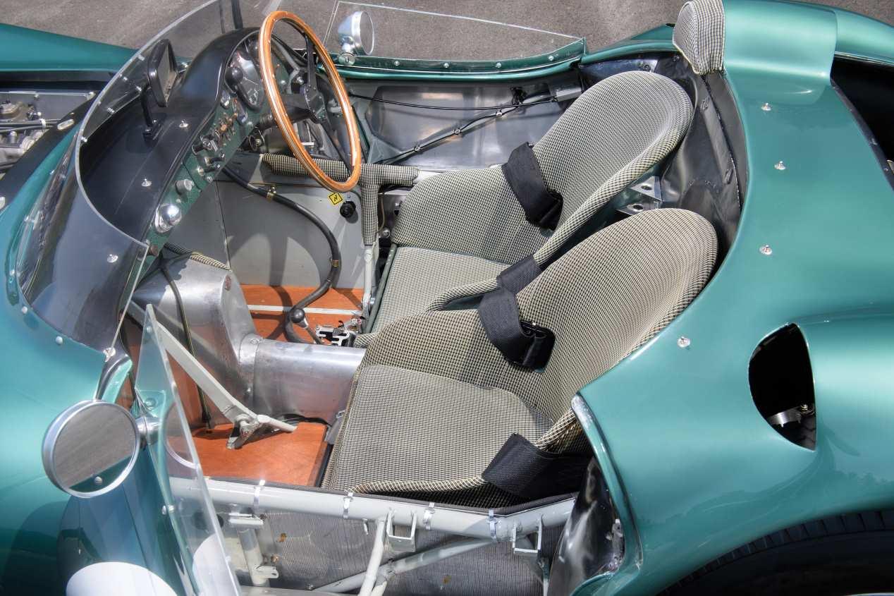 Pagan casi 20 millones de euros por este Aston Martin DBR1