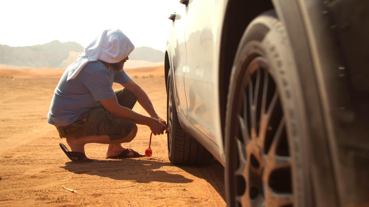 La tercera generación del Porsche Cayenne pasa por multitud de pruebas