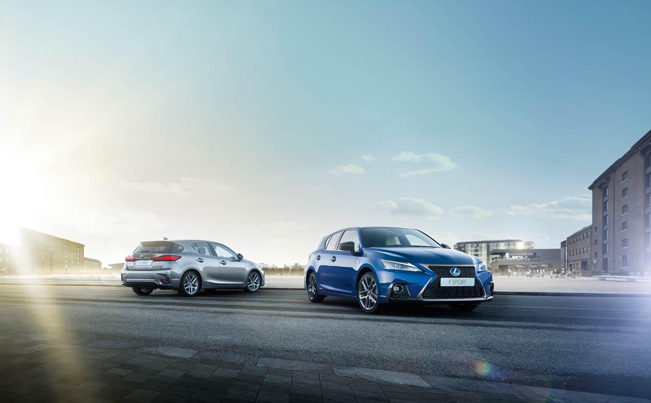 Las novedades de Lexus para el Salón de Frankfurt 2017