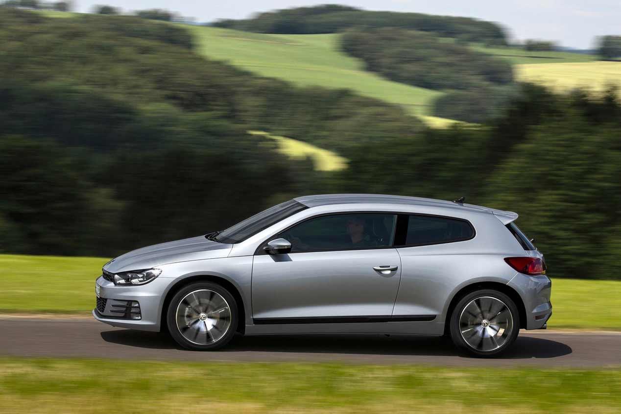 El nuevo VW Scirocco será un coupé eléctrico
