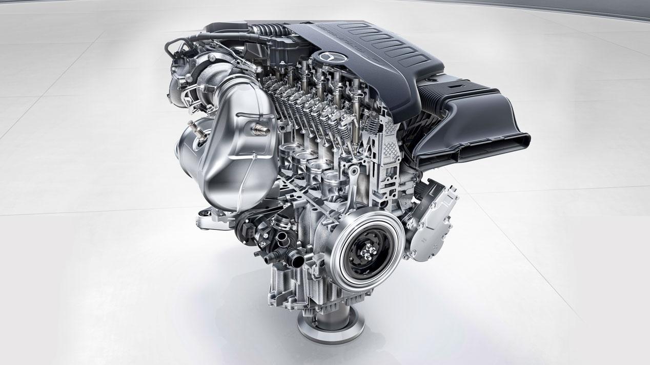 Mercedes Clase S: nuevas motores de gasolina para 2018