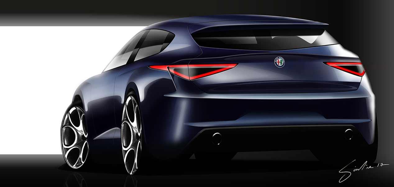 Alfa Romeo Giulietta 2019: así podría ser
