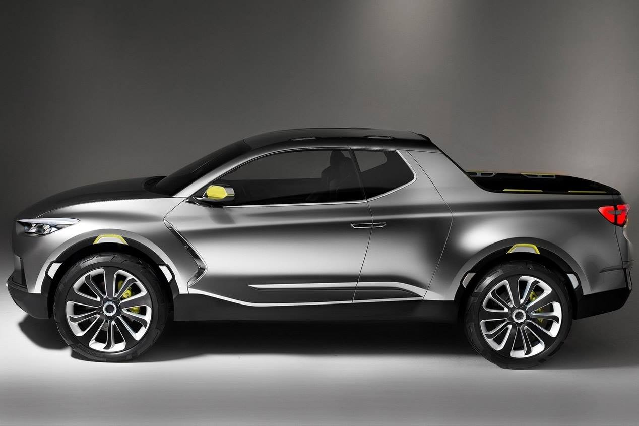 Los nuevos SUV de Hyundai que llegarán hasta 2020