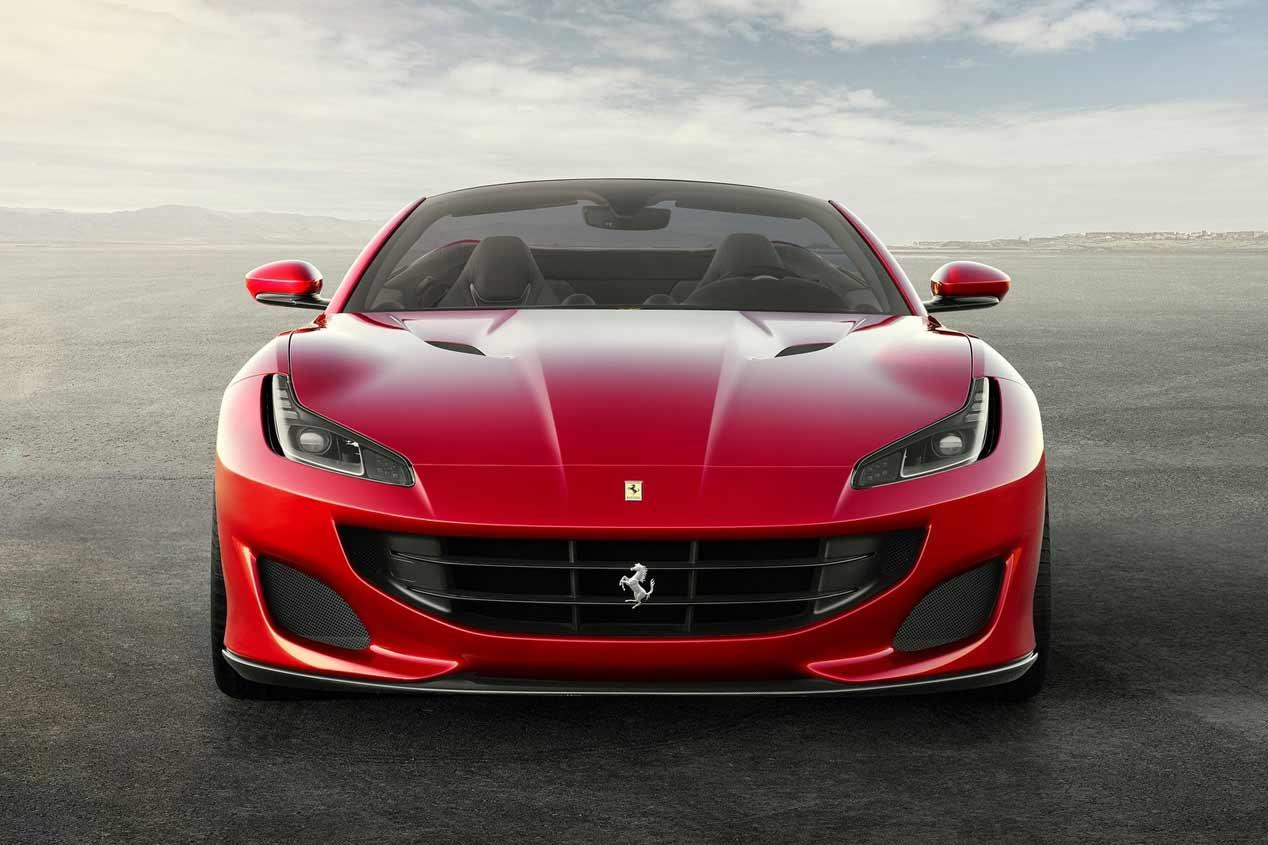 Ferrari Portofino: las mejores fotos del nuevo deportivo