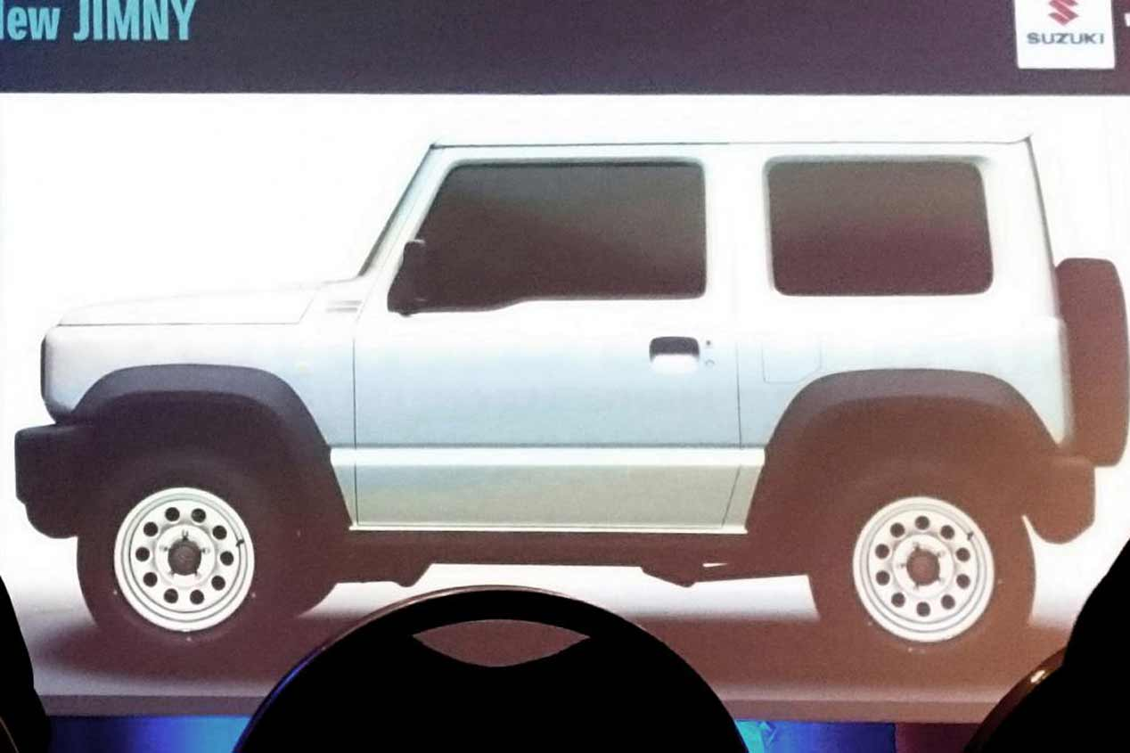 Galer A Nuevo Suzuki Jimny 2019 Suv Imagenes Autopista