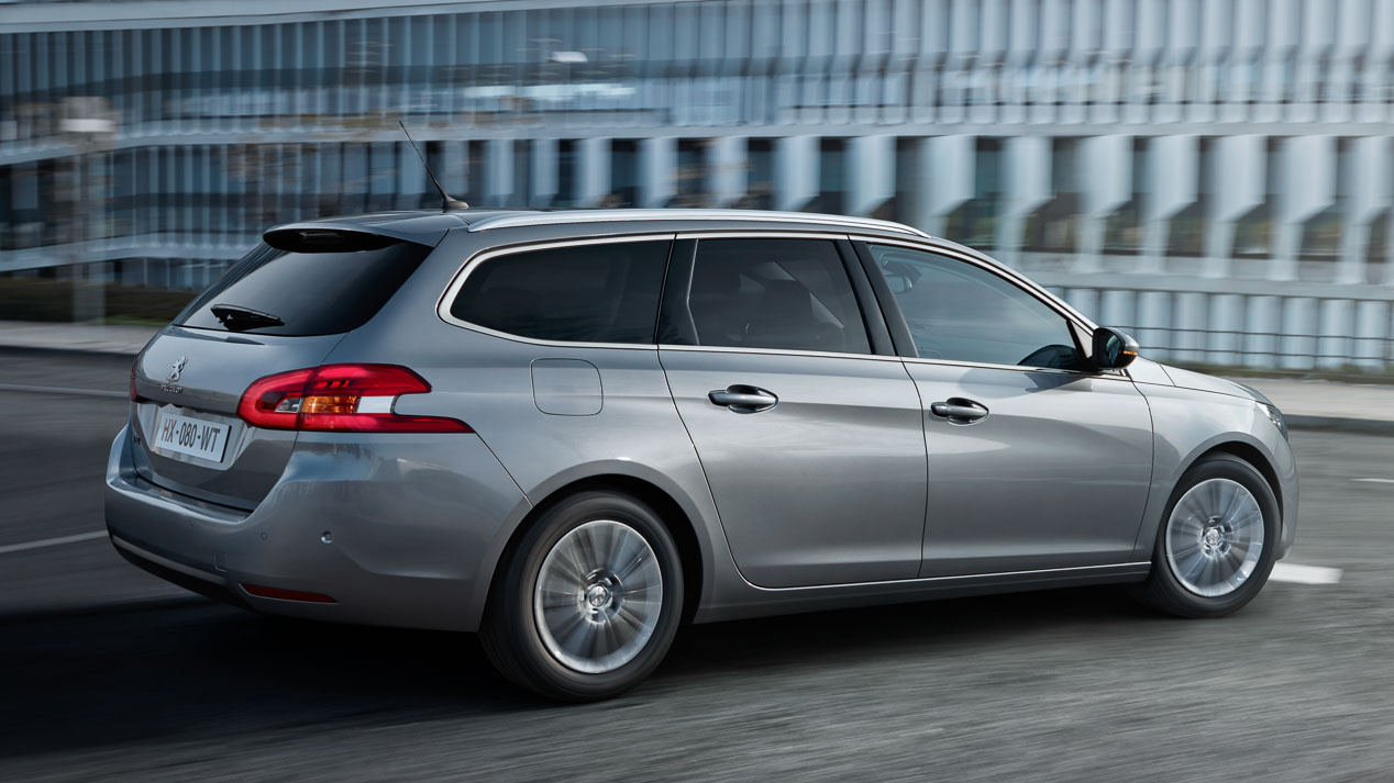 Las novedades SUV (y no SUV) de Peugeot hasta 2020