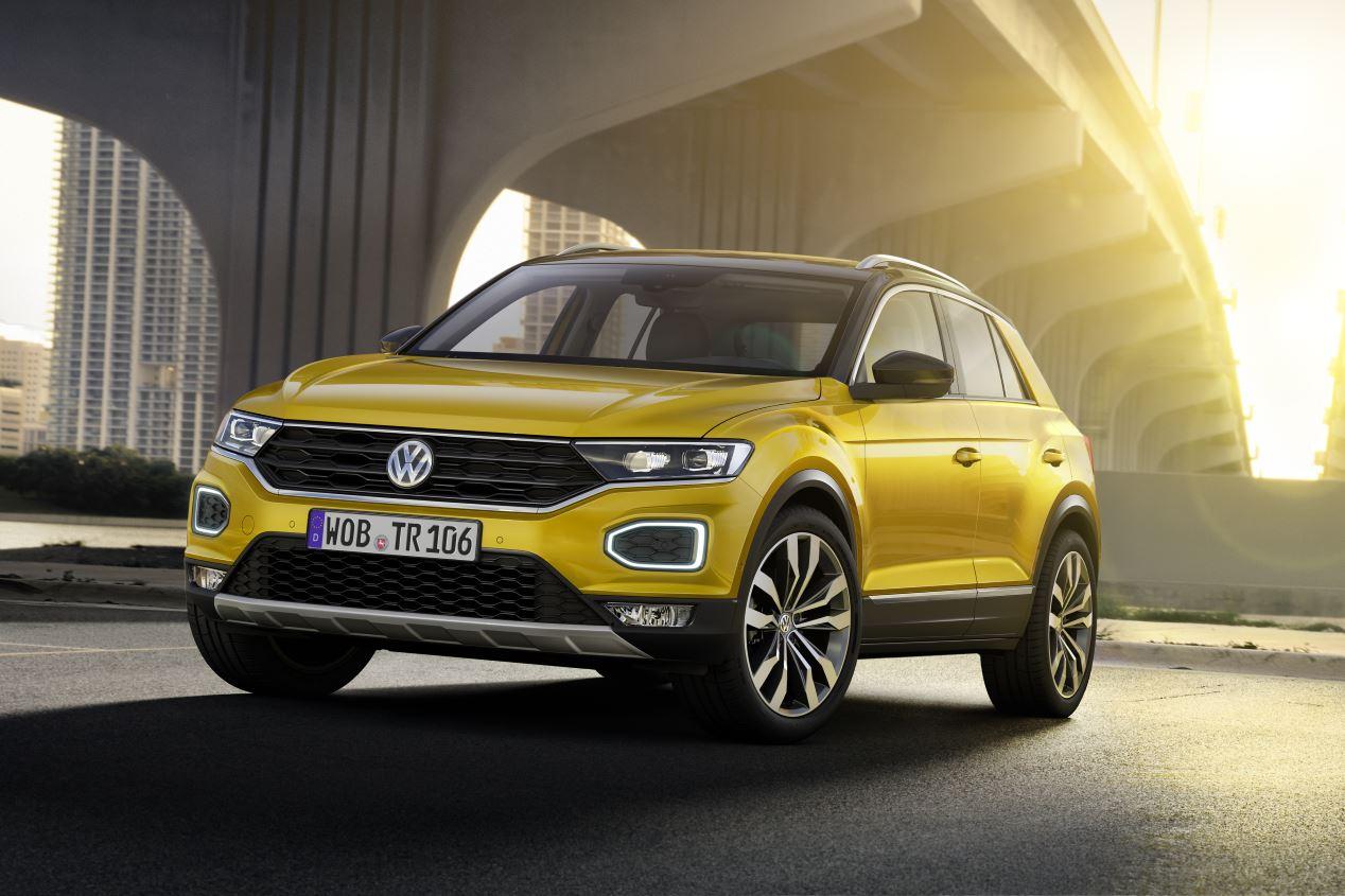 VW T-Roc, ¿habrá versiones GTI y R?