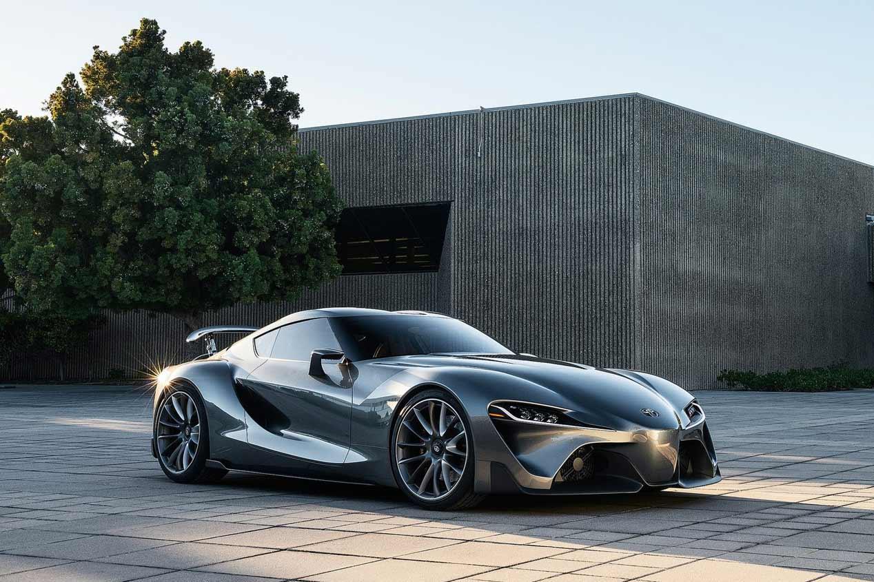Toyota Supra y otros superdeportivos del futuro