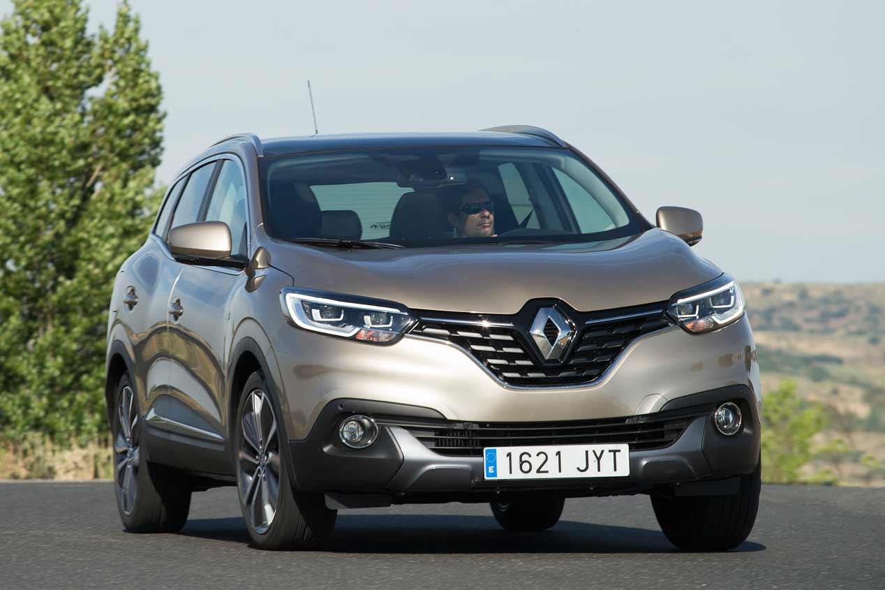 Probamos el Renault Kadjar 1.6 TCe 165 CV