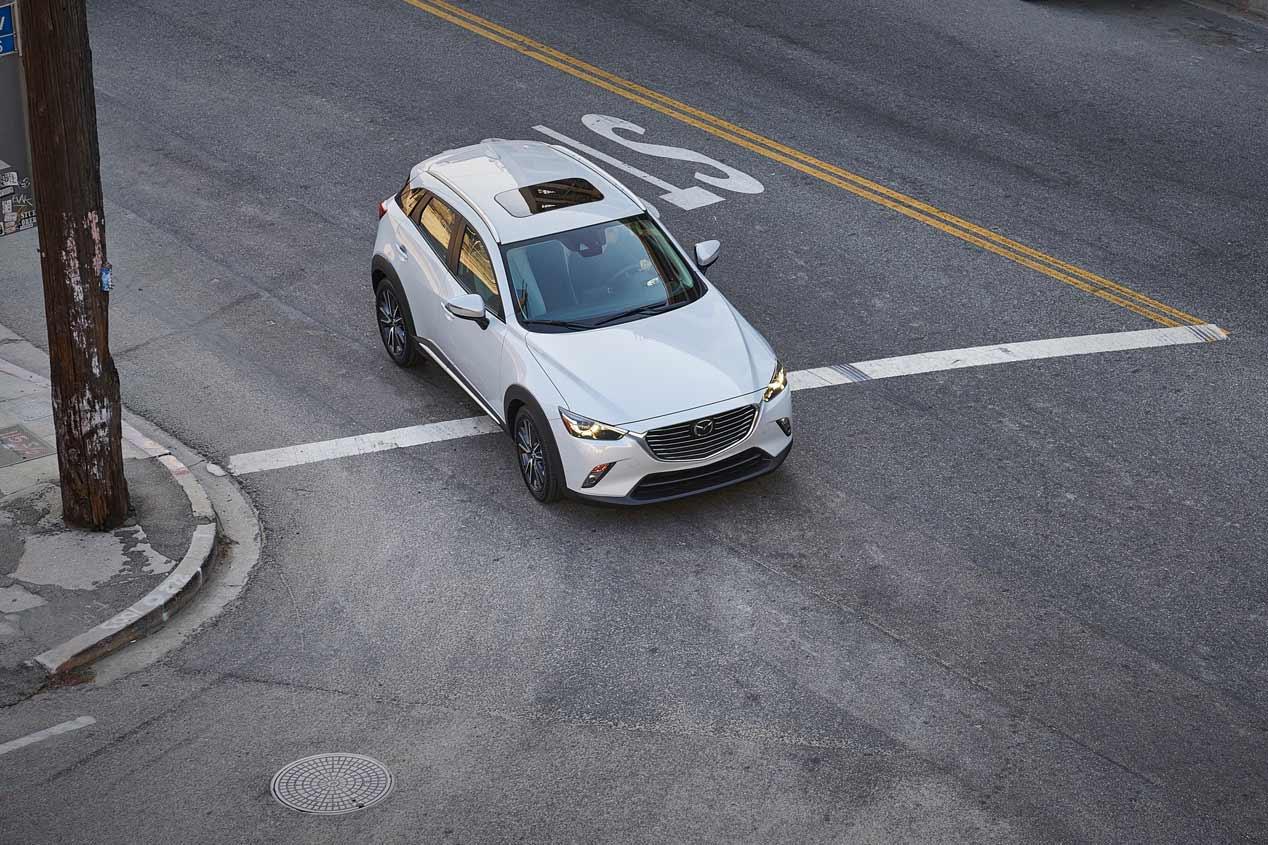 El Mazda CX-3 2018, en imágenes