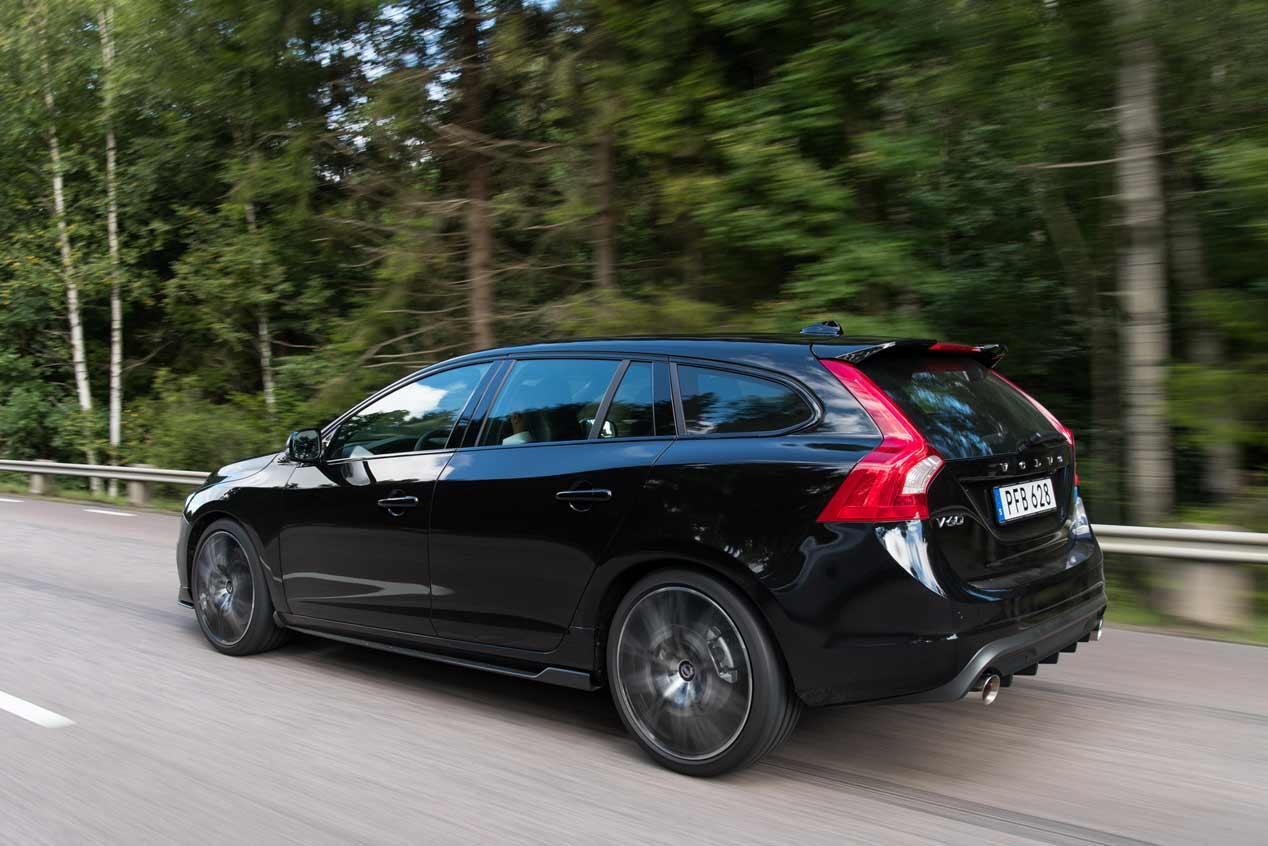 Volvo renueva sus S60 y V60 Polestar