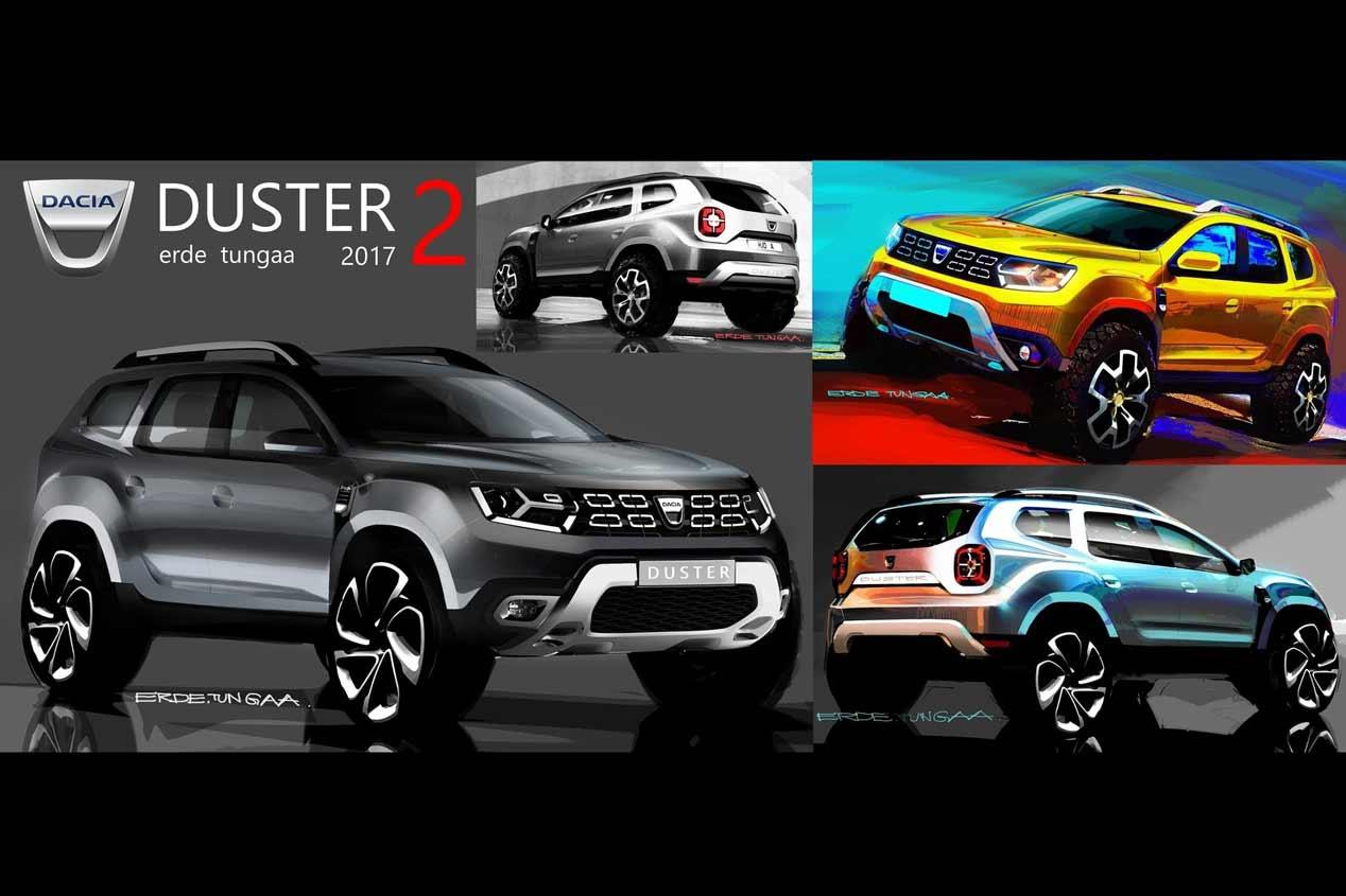 Dacia Duster 2018: primeras fotos oficiales