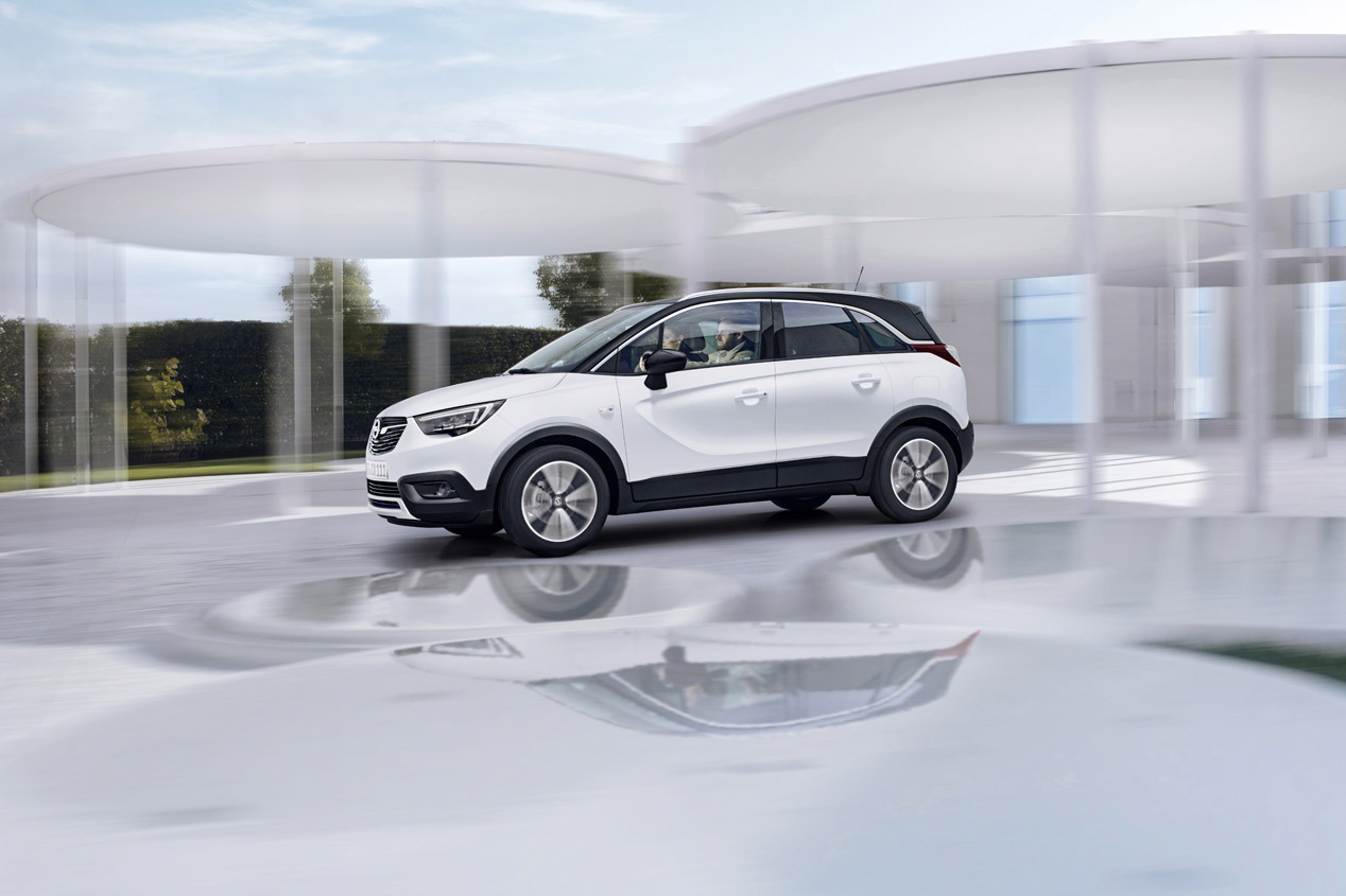 El SUV Opel Crossland X ya alcanza los 50.000 pedidos