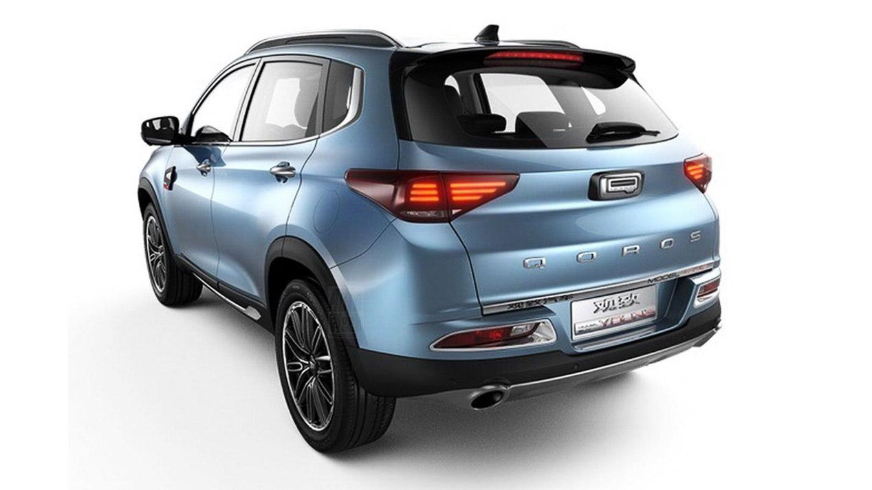 Qoros Young, el nuevo SUV de la marca china