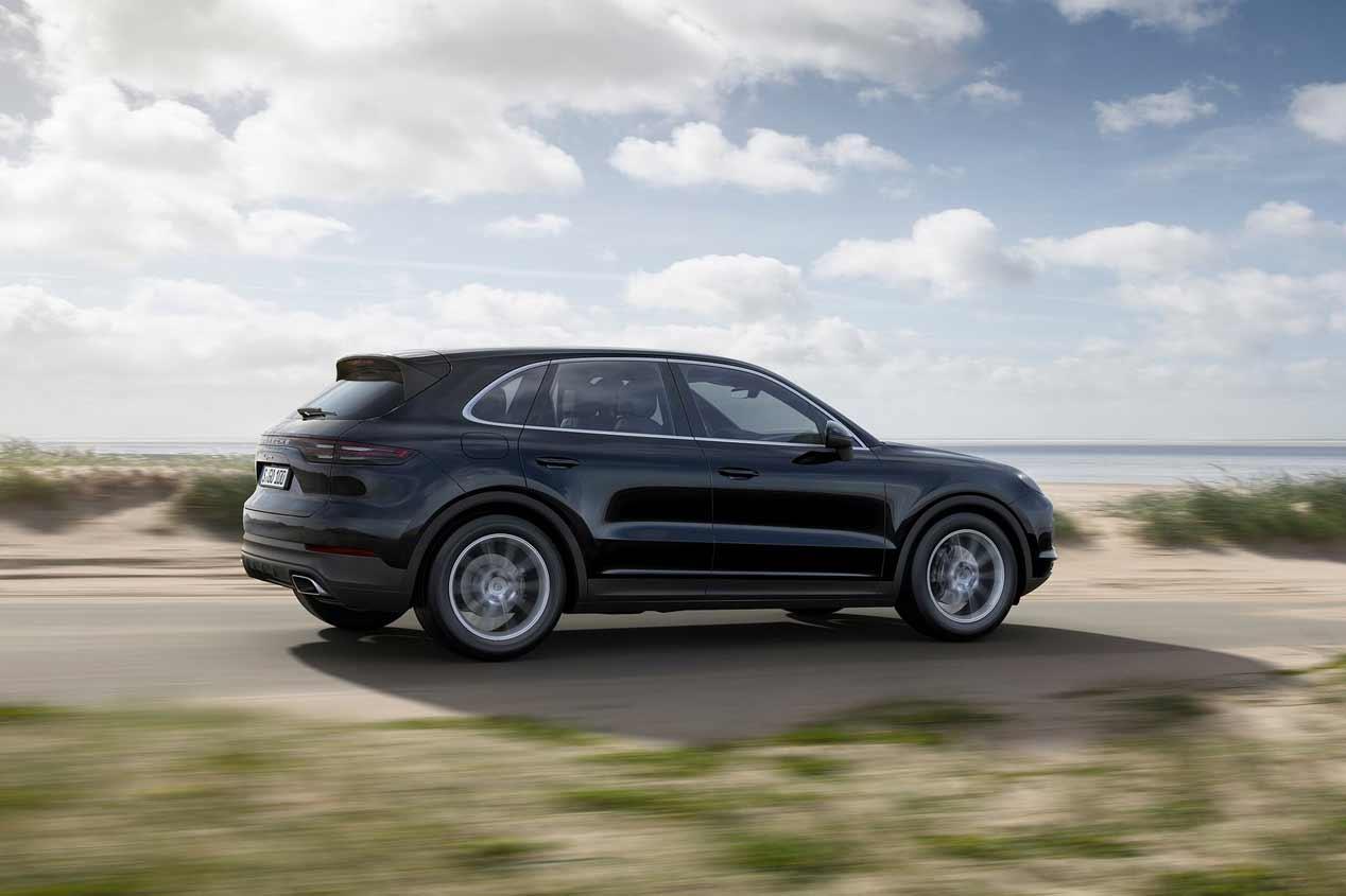 Porsche Cayenne 2018, las mejores imágenes del nuevo SUV