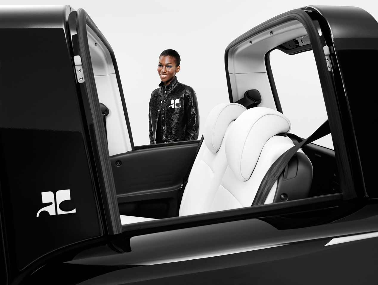 """Citroën e-Mehari """"Styled by Courrèges"""", las mejores imágenes"""