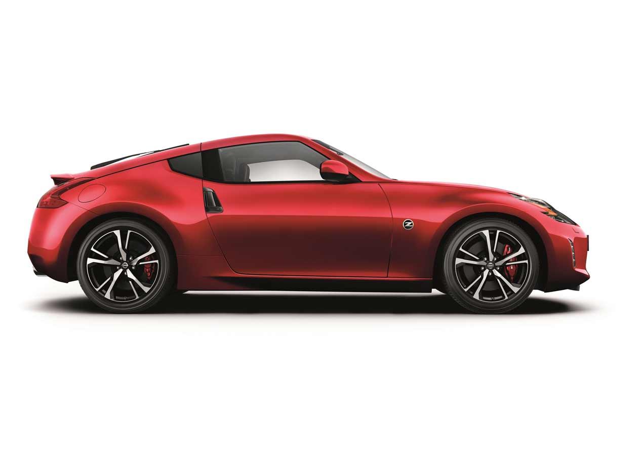 Nissan 370Z 2018, aún más deportivo